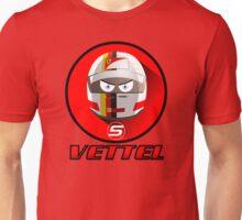 SEBASTIAN VETTEL #5_2015 Unisex T-Shirt