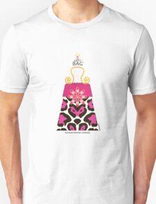 The Katy Bag / Fuchsia Fantasy Leopard T-Shirt