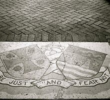 On The Right Path- Be Just And Fear Not. by Lou Wilson