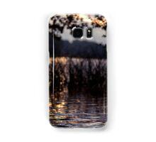 Autumn's tender light Samsung Galaxy Case/Skin