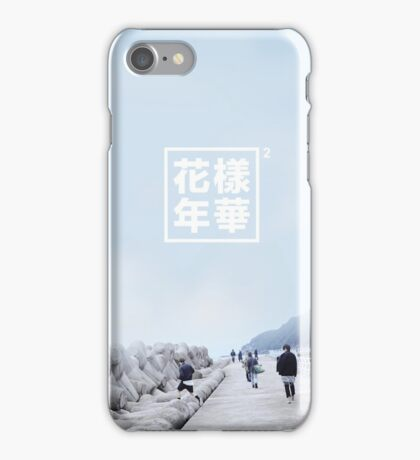 BTS 화양연화: Concept Shoot 1 (With Logo) iPhone Case/Skin