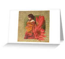 Summer Wishes, Winter Dreams Greeting Card