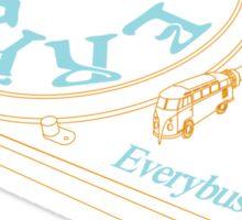 Everybus T1200 Sticker