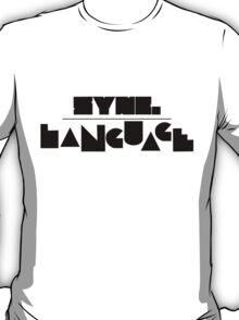 Language Tee T-Shirt