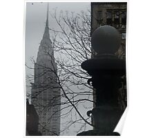 Chrysler Building 1 Poster