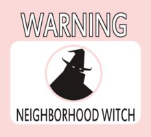 Neighborhood Witch Baby Tee