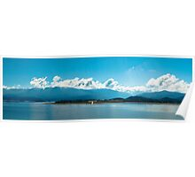 Lake View - Colorado Poster