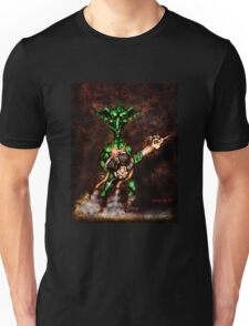 Goblin with BT1000 Turkey Gun Unisex T-Shirt