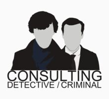 Consulting Detective/Criminal by drawingdream