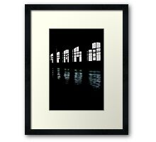 Mill 1 Framed Print