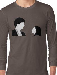 Sherlock And Irene Long Sleeve T-Shirt