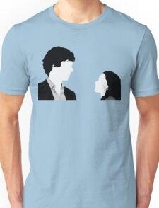 Sherlock And Irene Unisex T-Shirt