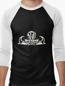 Sight beyond sight Men's Baseball ¾ T-Shirt