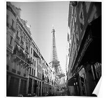 Rue de Monttessuy Poster