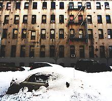 Brooklyn Deep Freeze by Matt Heidelberger
