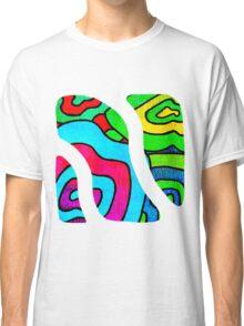 BINGE - Psychedelic artwork Classic T-Shirt