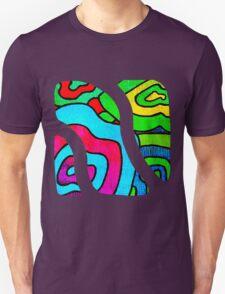 BINGE - Psychedelic artwork T-Shirt