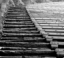 ONE STEP AT A TIME by Betsy  Seeton