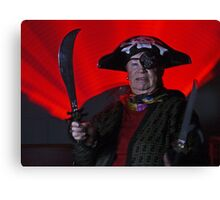 ARRRH to be a Pirate Canvas Print