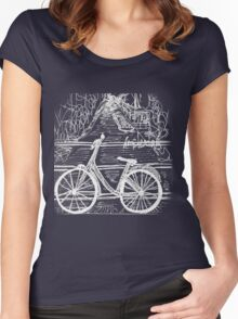 The Essence of Amsterdam Women's Fitted Scoop T-Shirt