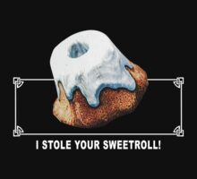 Skyrim - I Stole Your Sweetroll by Kimberly1337
