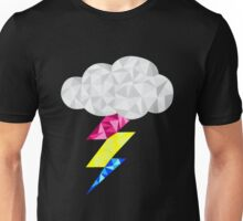 Pansexual Storm Cloud Unisex T-Shirt