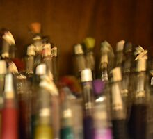 Just pens  by mjaleman