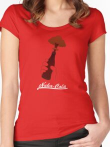 Nuka-Cola Women's Fitted Scoop T-Shirt