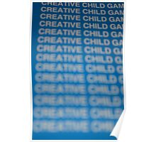 Creative Child  Poster