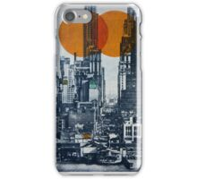 NEW YORK SKYLINE 1948 iPhone Case/Skin