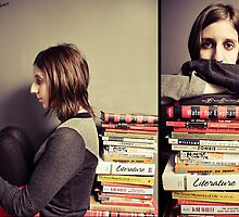 Book worm by Ariellethomas