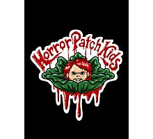 Horror Patch Kids: Charles Photographic Print