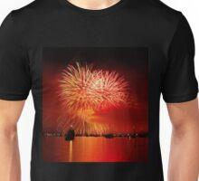 Italian Fire Unisex T-Shirt