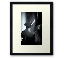 So This is Goodbye.....? Framed Print