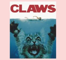 Meow Claws Parody Baby Tee