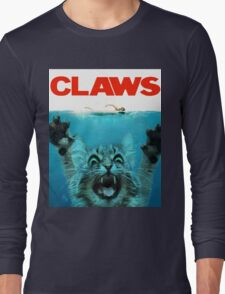 Meow Claws Parody Long Sleeve T-Shirt