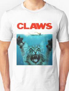 Meow Claws Parody Unisex T-Shirt