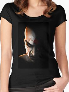 God Of War Women's Fitted Scoop T-Shirt