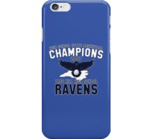 Tree Hill High School Basketball Champions (un-worn) iPhone Case/Skin