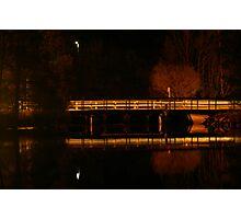 bridge at batemans bay nsw Photographic Print