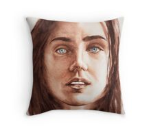 Jenni lynn Throw Pillow