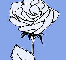 """""""Flower Stencil"""" Case by TheMarkersMake"""