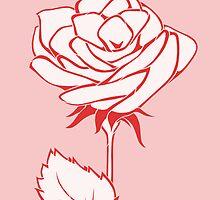 """""""Flower Stencil"""" Case(Alt.) by TheMarkersMake"""