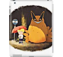 Pikachu Neighbour iPad Case/Skin