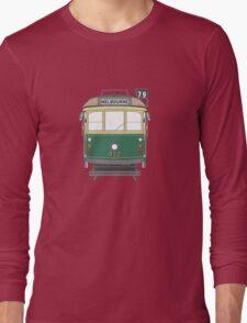 Melbourne Heritage Tram Long Sleeve T-Shirt