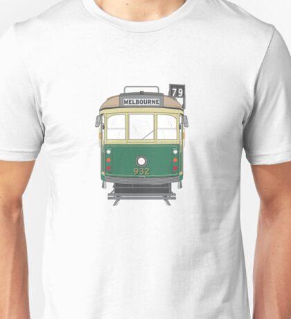 Melbourne Heritage Tram Unisex T-Shirt