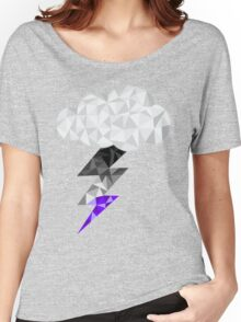 Asexual Storm Cloud Women's Relaxed Fit T-Shirt