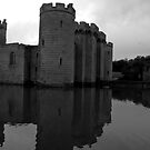 Bodiam Castle by tunna