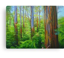 Kallista Mountain Ash Canvas Print