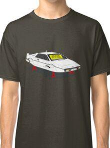 1976 Lotus Esprit - Slight Water Damage Classic T-Shirt